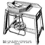 Como hacer – CONSTRUCCION de un TORNO de ALFARERO (1 de 2)