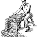 Como hacer una CARDADORA DE LANA ( 1 de 2)