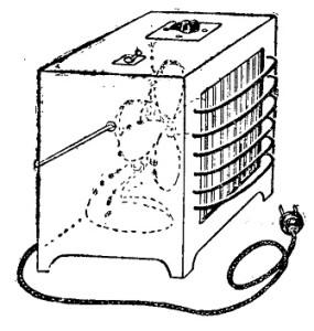 construccion de una estufa y ventilador 1