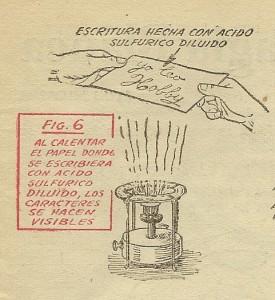 como hacer acido sulfurico