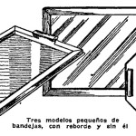 Como hacer BANDEJAS (2 de 2)