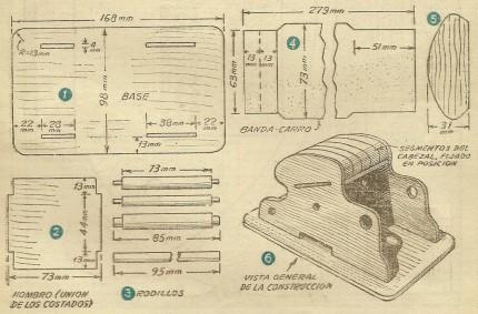 Cigarros - Construya una maquina para ARMAR CIGARROS