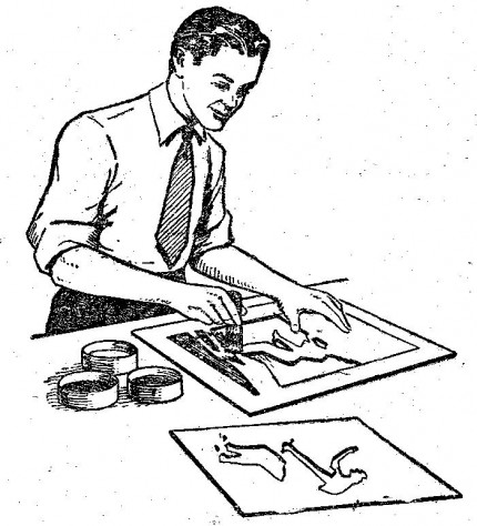 ESTENCILES - PINTURA con Stencil - serigrafia