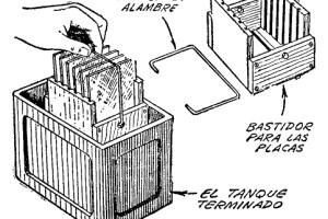 tanque para fijar placas 1
