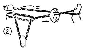 trucos con hilos y anillos 2