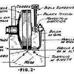 Como hacer una SIERRA SIN FIN con partes de automóvil (1 de 4)
